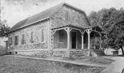 Swarthmore Meetinghouse