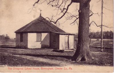 Birmingham Octagonal Schoolhouse