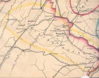 Fairfax Quarter 1850