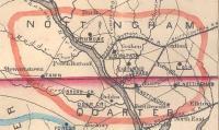 Nottingham Quarter 1850